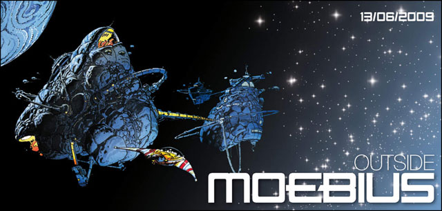 Outside Moebius